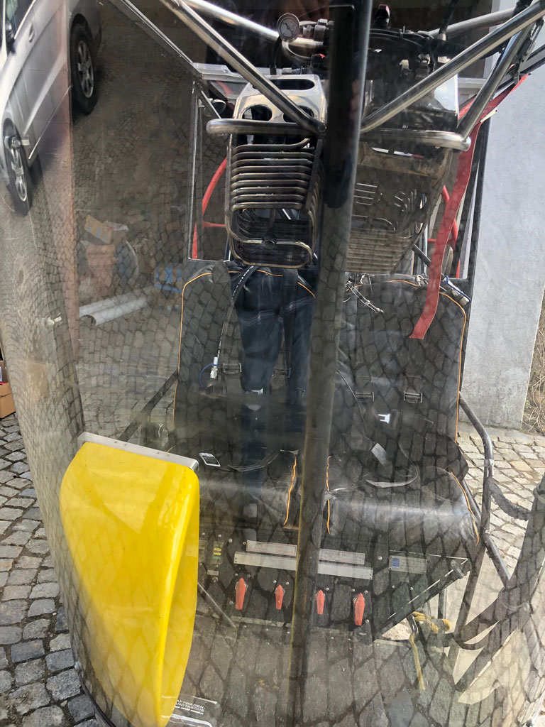 GefaFlug gondola
