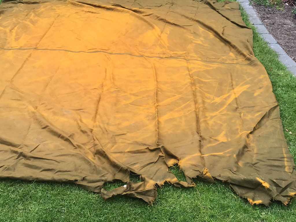 Heavy duty nomex fire blanket