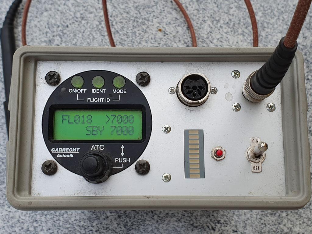 Garrecht VT-01 Transponder