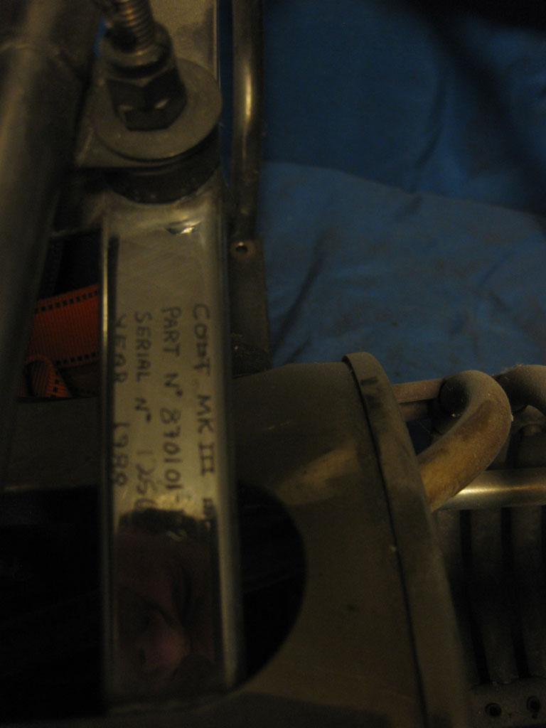 Colt MKIII burner