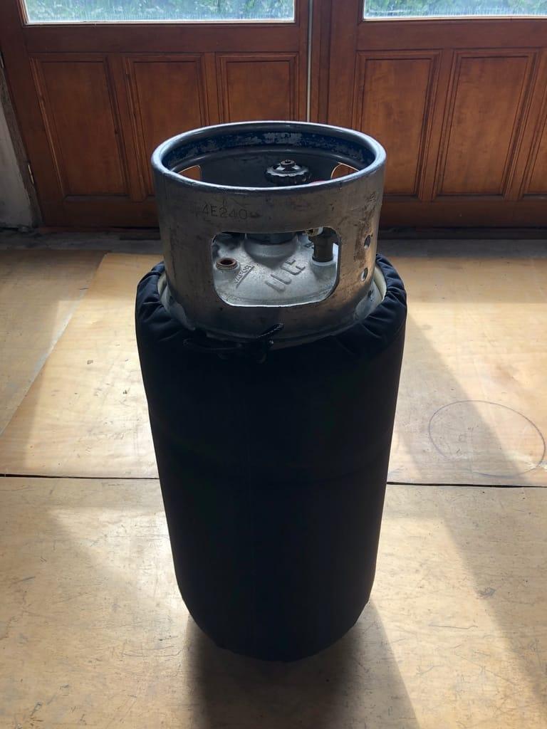 8x Worthington cylinder