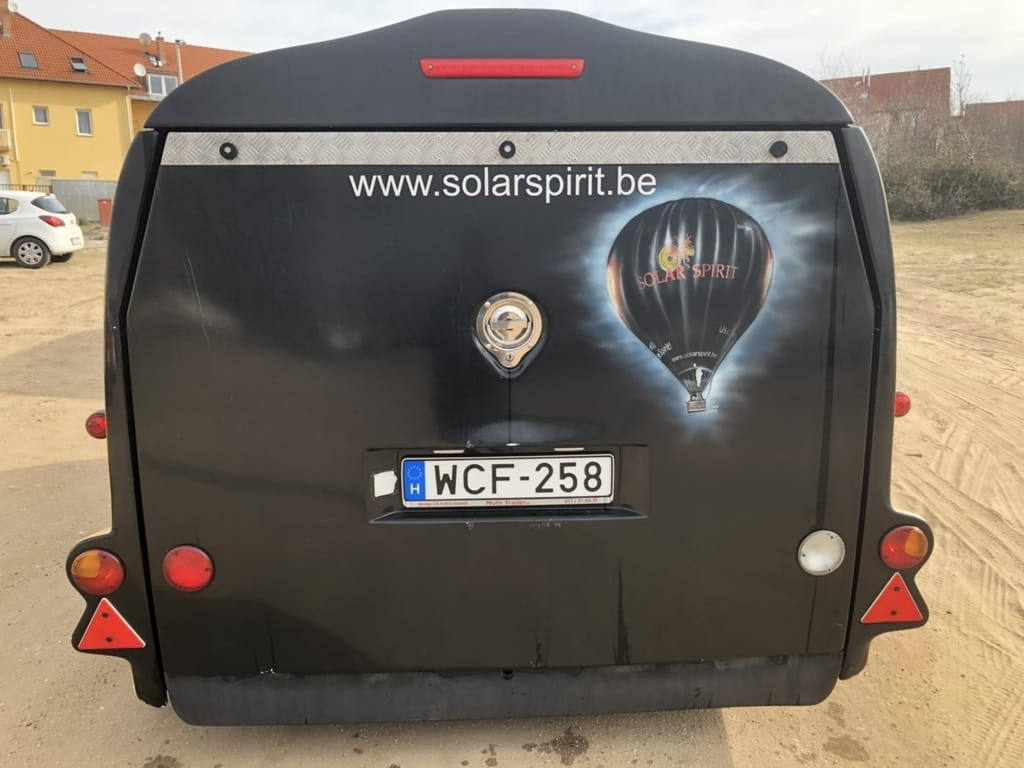 Excalibur S1 trailer