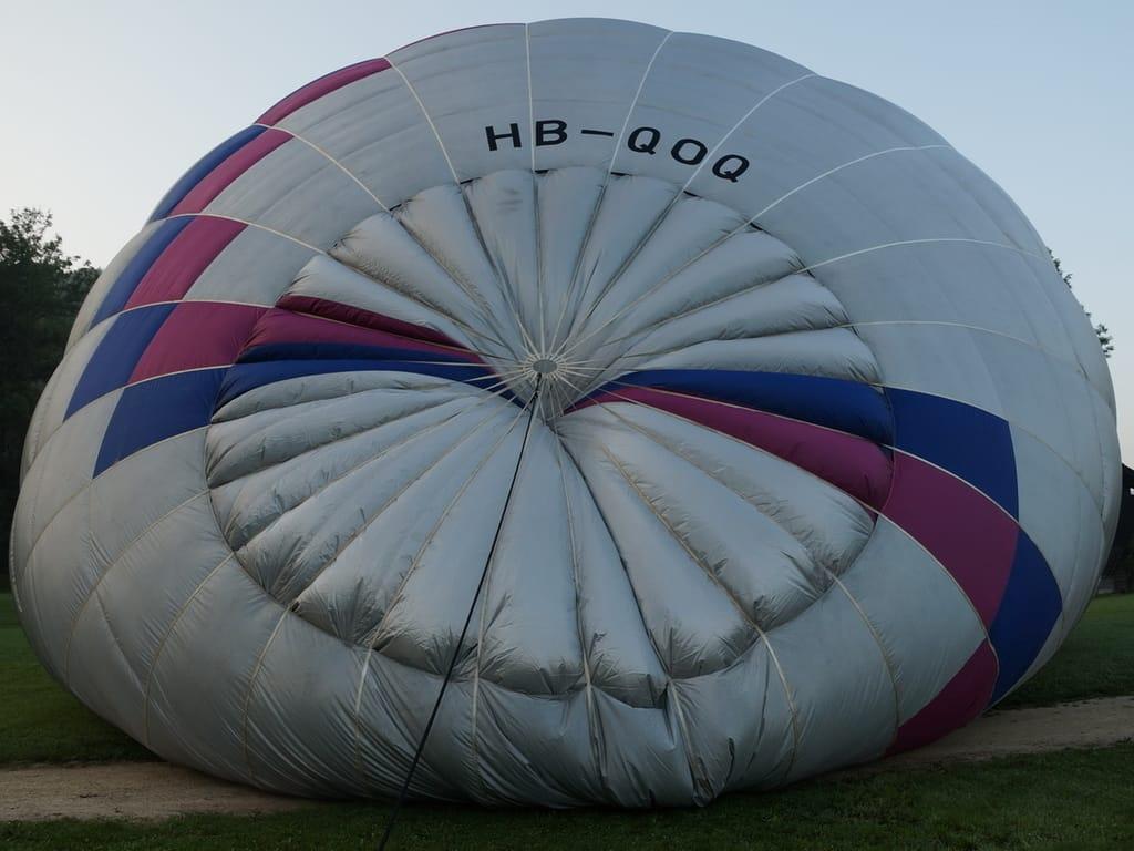 HB-QOQ Lindstrand LBL 180A