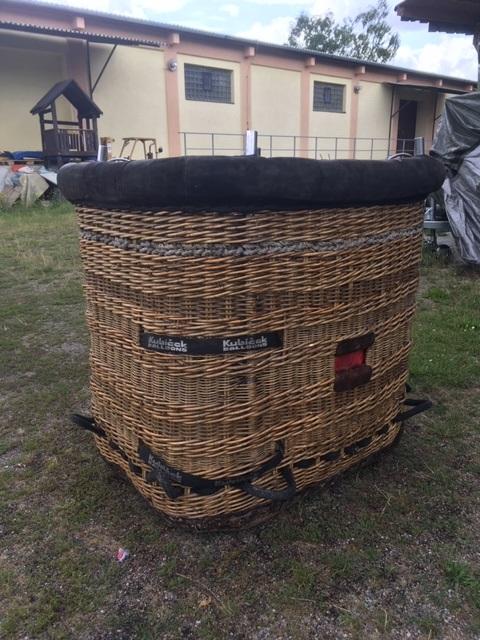 Kubicek K10 basket