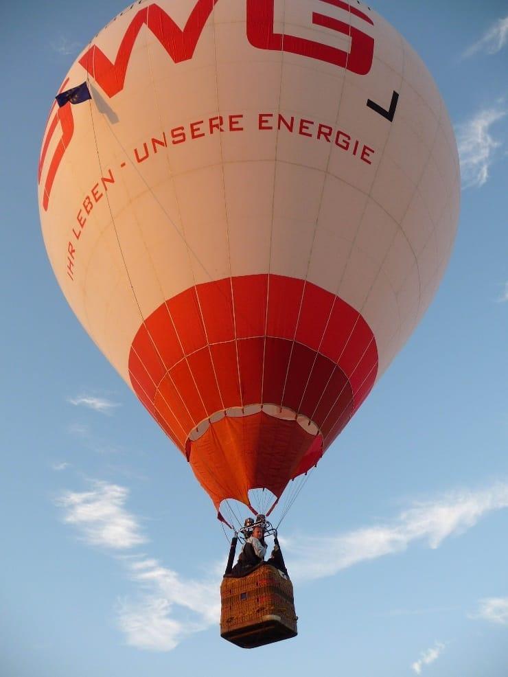 F-HGIG Schroeder Fire Balloons G 22/24 Mistral racer