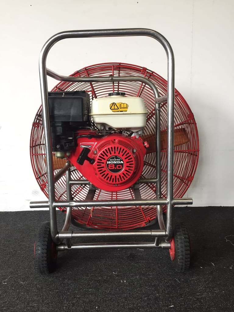 8.0 HP inflation fan