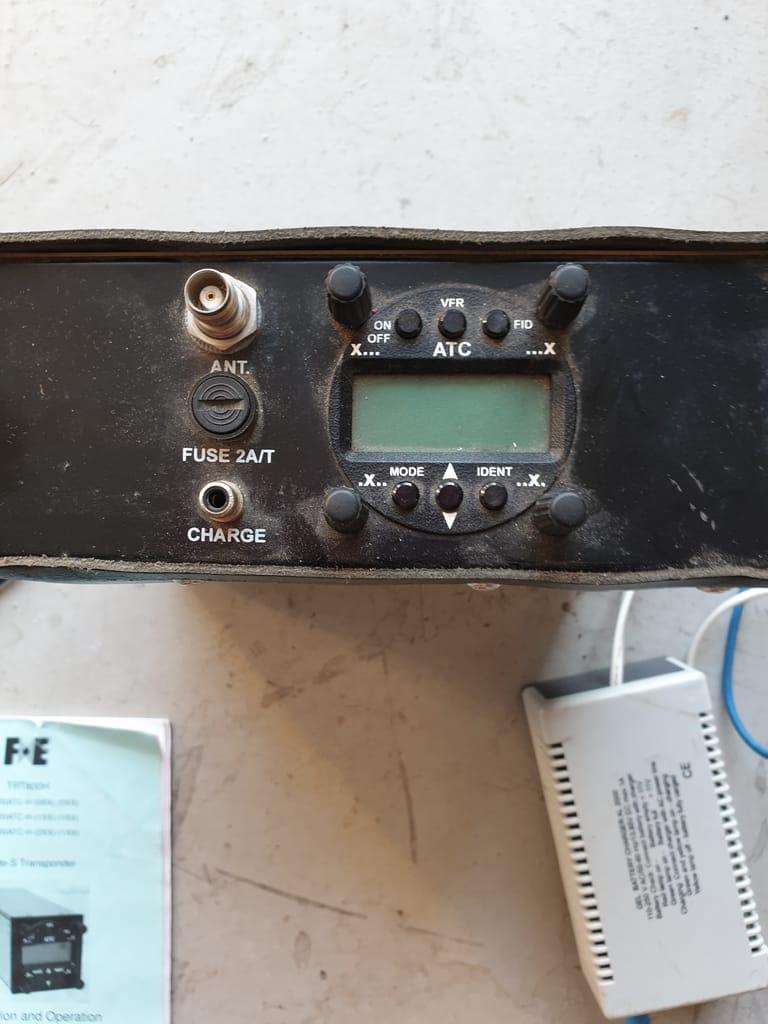 Filser TRT800H transponder