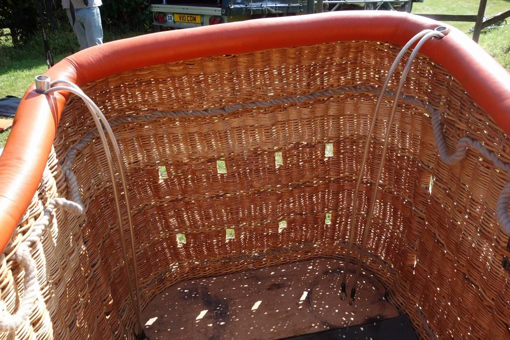 Cameron 105 basket