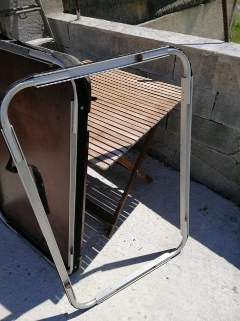 Frame for homebuilt basket