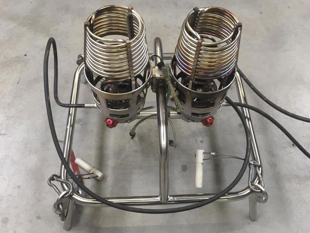 Ultramagic MK21 double burner
