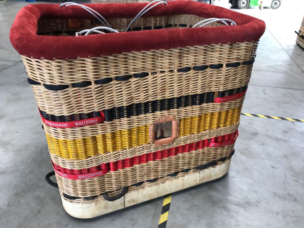 Ultramagic C3 basket