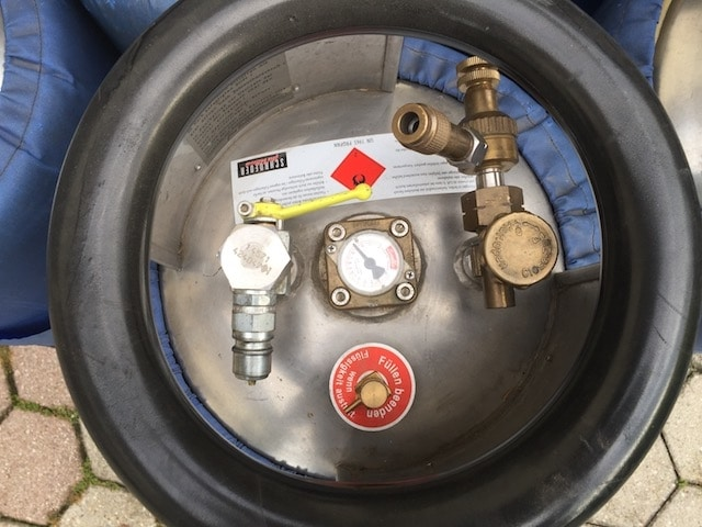 6x Schroeder VA50 cylinder