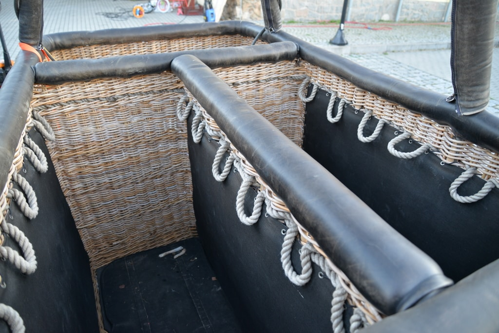 Cameron 140-160 Single T basket