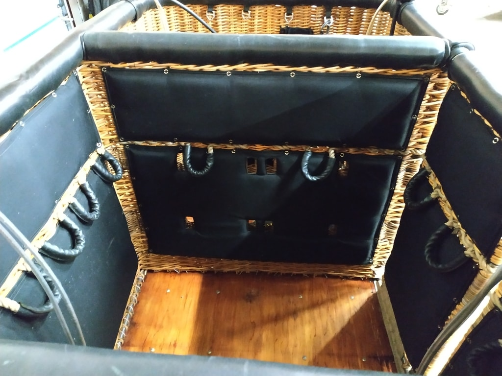 Cameron 120P Easy Access basket