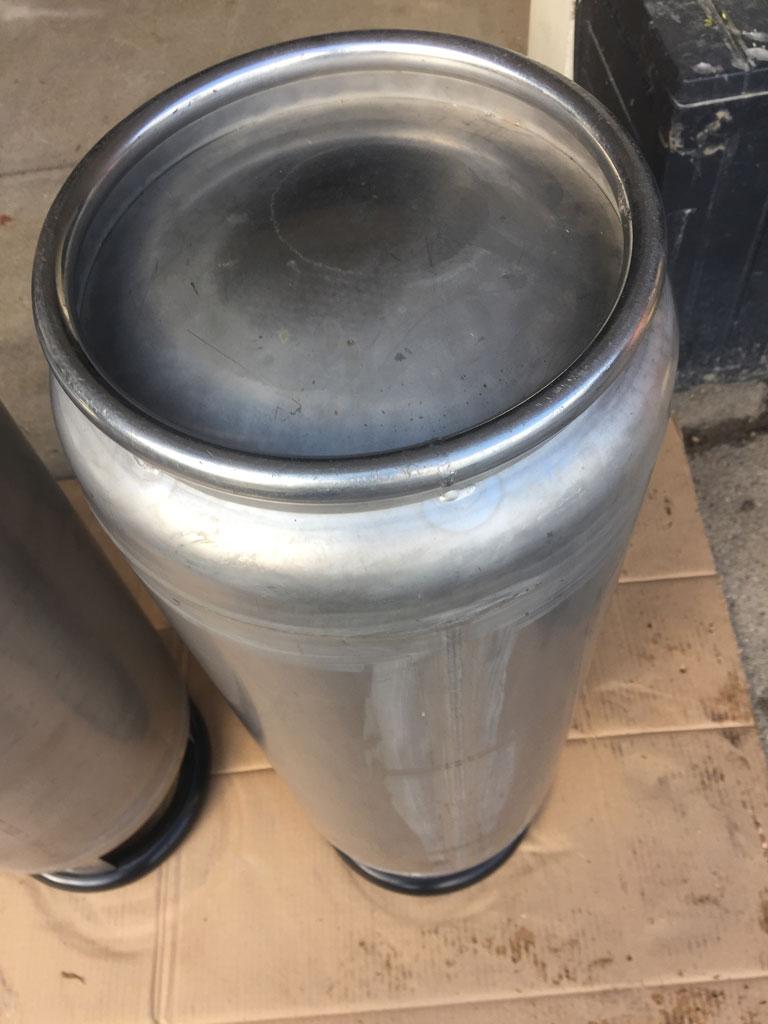 3x Schroeder VA50 cylinder