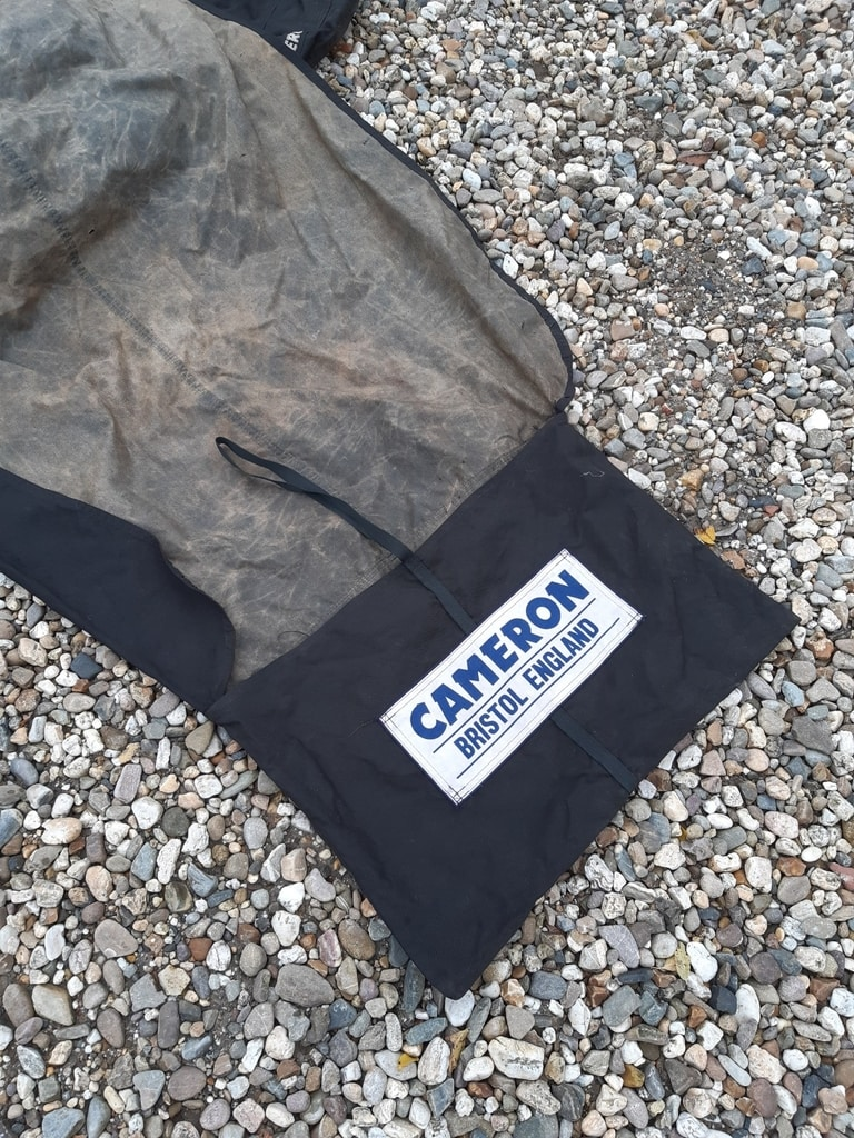 Cameron envelope bag