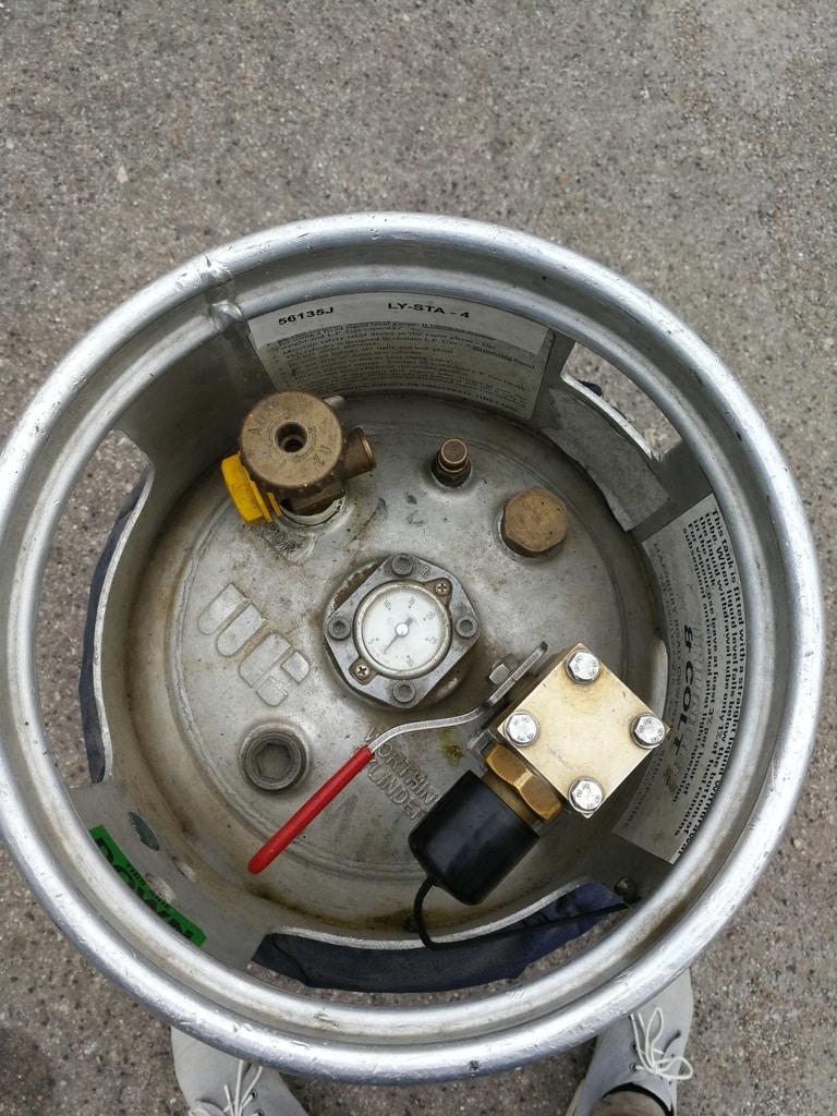 Worthington cylinder