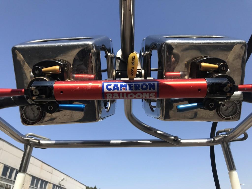 Cameron single T bottom end