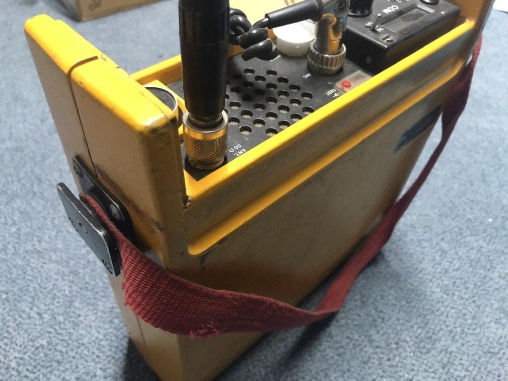 Dittel FSG60M air band transceiver