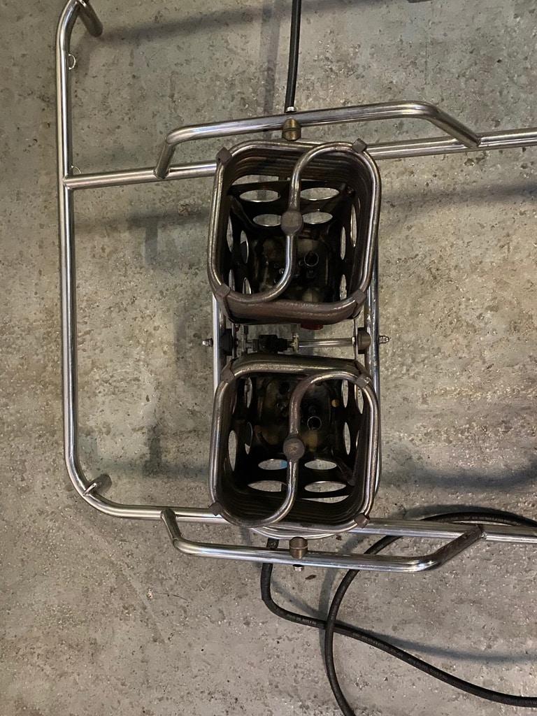 Cameron MKIV Super double burner