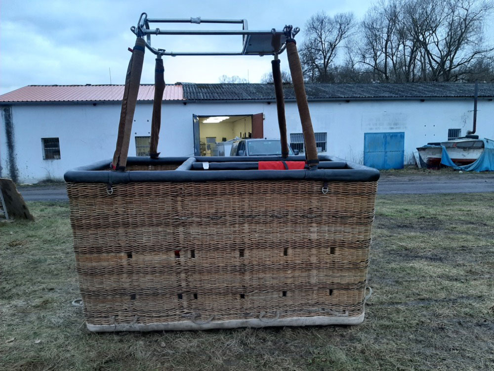 Cameron CB992 single T basket