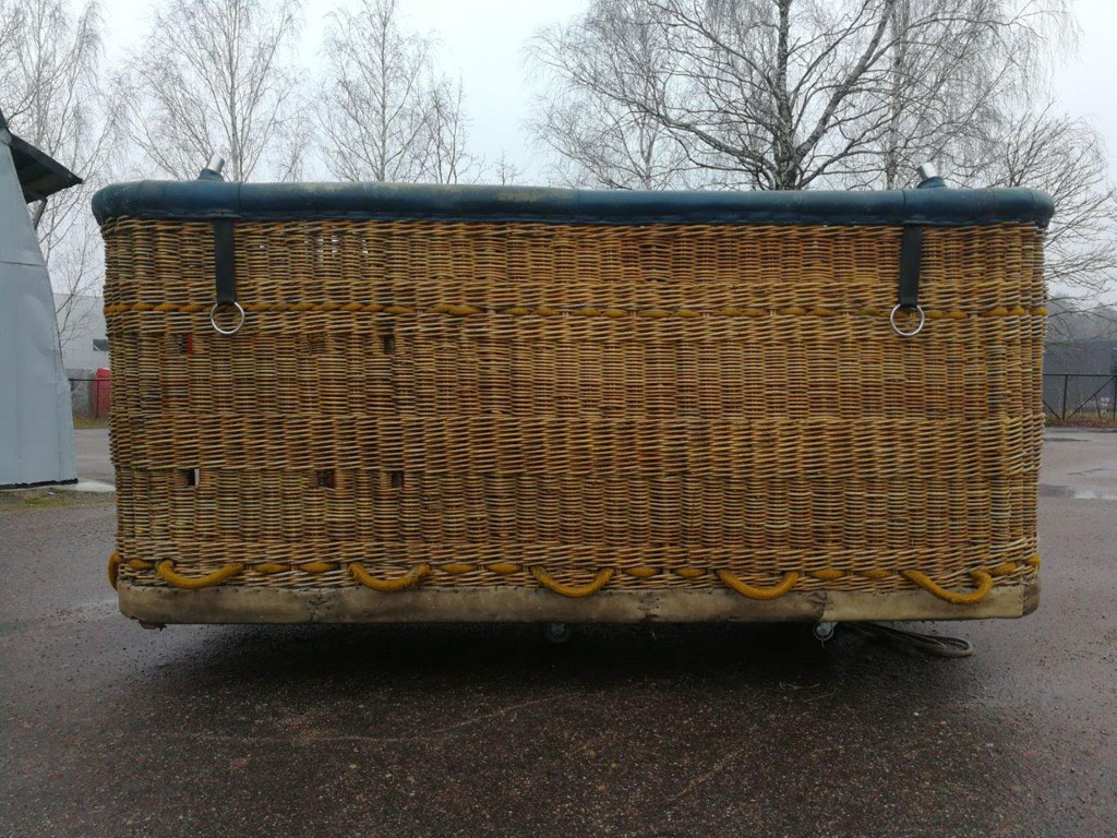 Lindstrand LBL single T bottom end