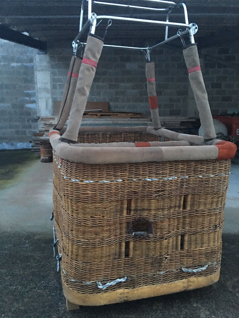 Ultramagic C6 basket