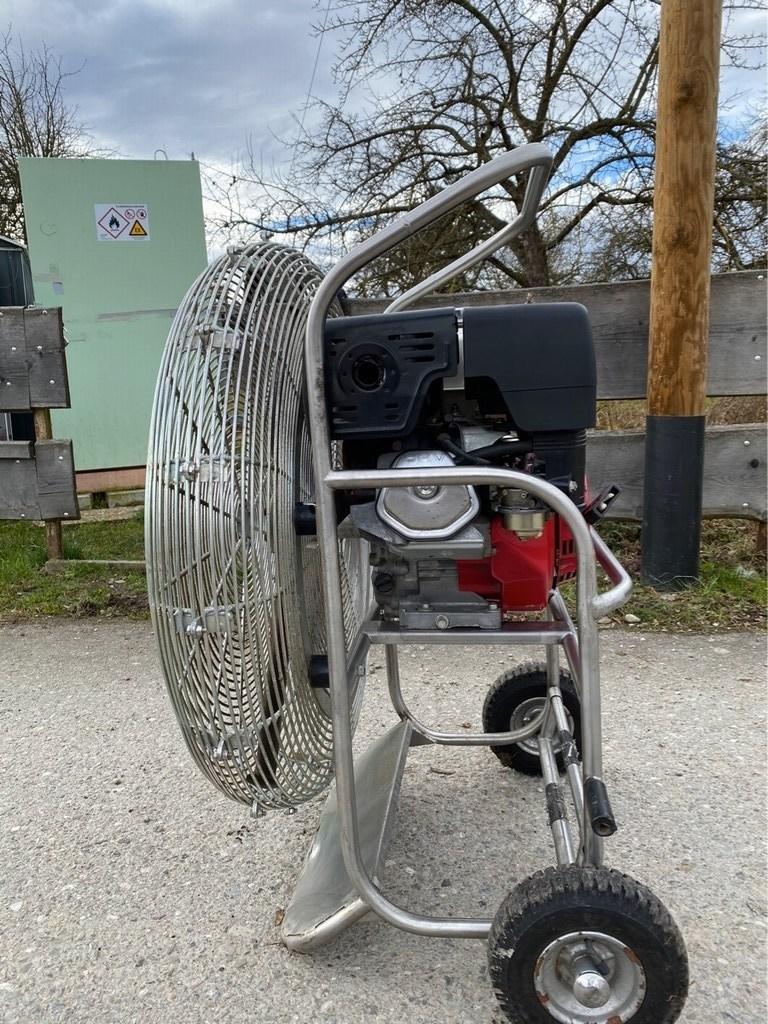 13.0 HP inflation fan