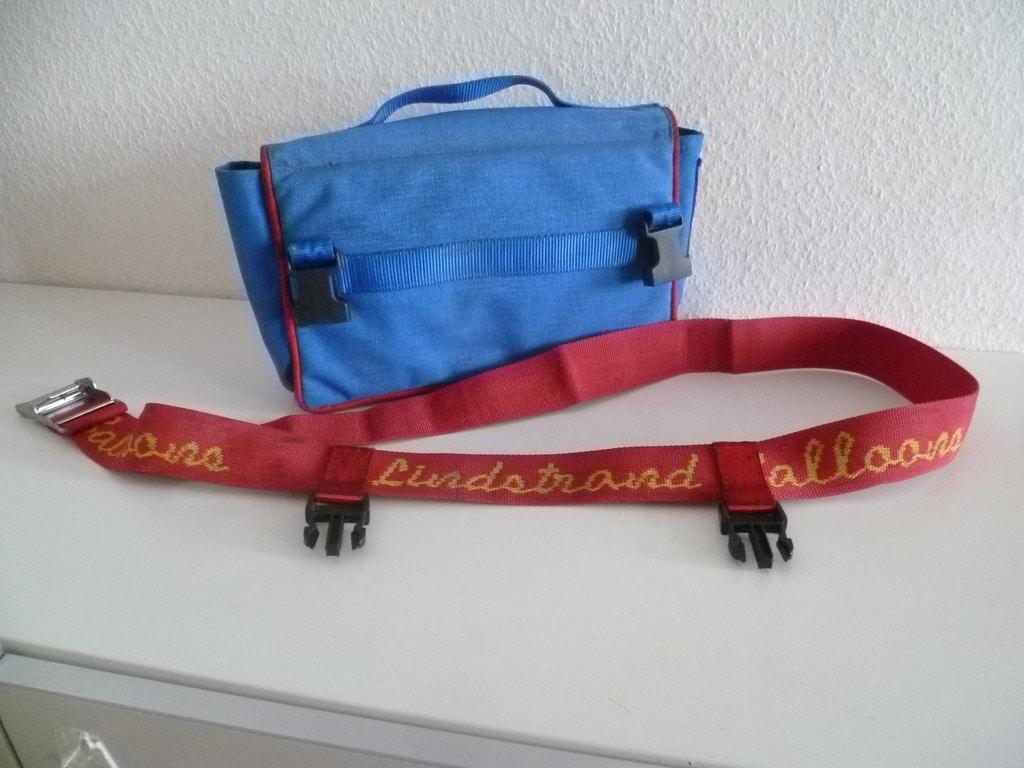 Lindstrand First aid kit bag
