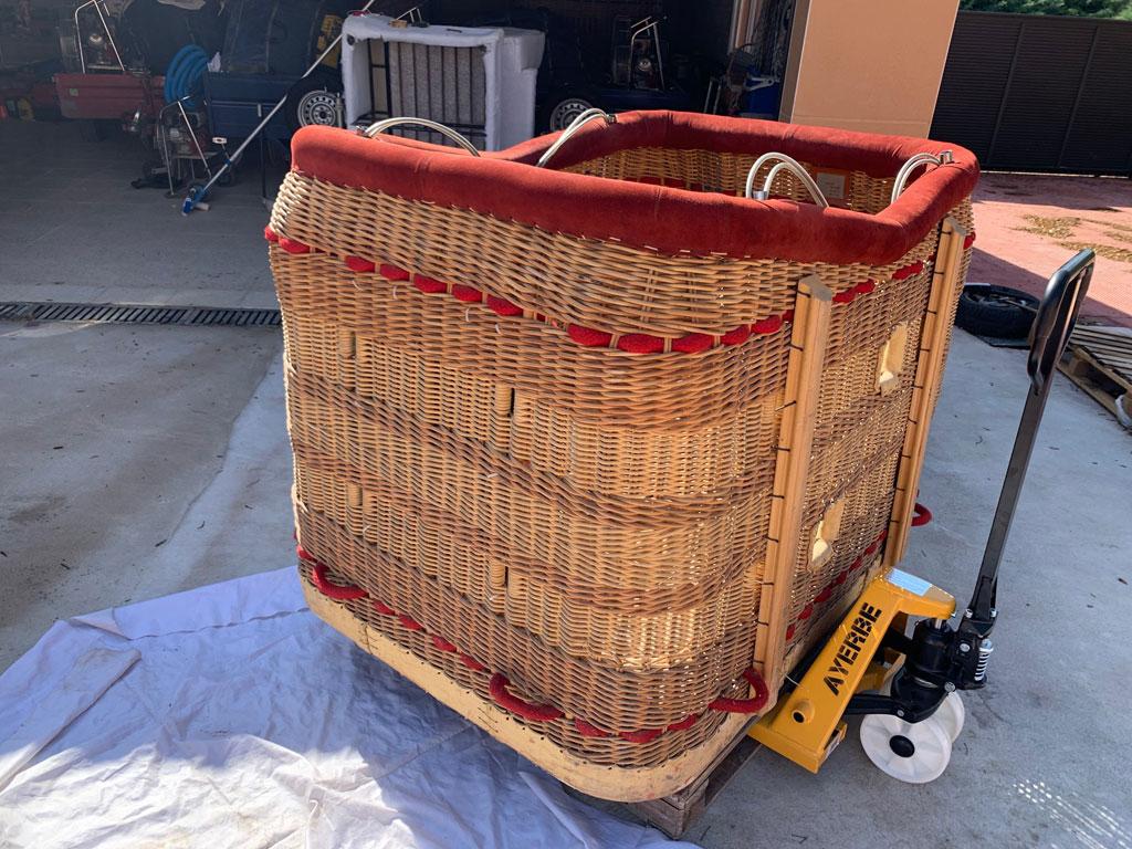 Ultramagic C4 basket