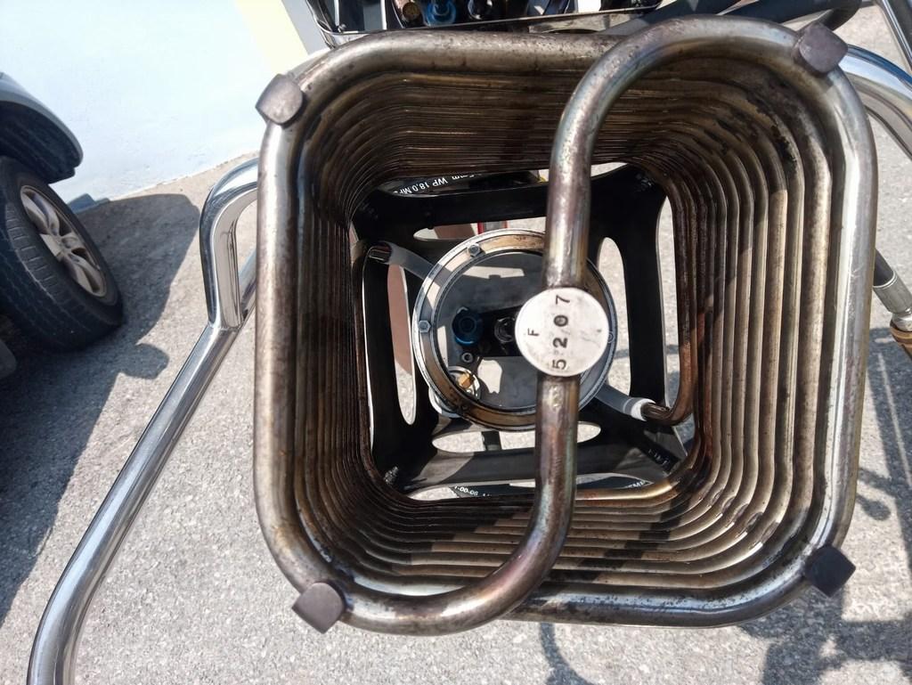 Cameron 120P bottom end