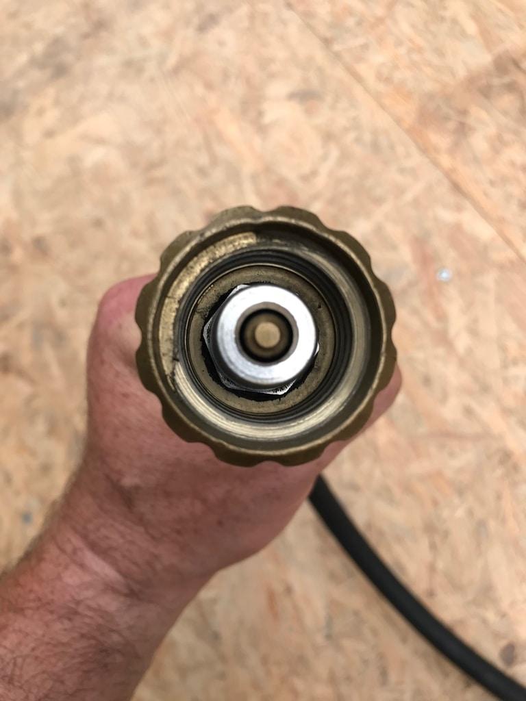 Cameron 2-tank manifold