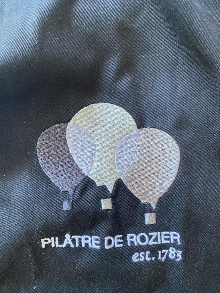 Lorraine Mondial Air Ballons pilot vest