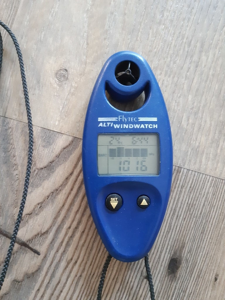 Flytec Windwatch