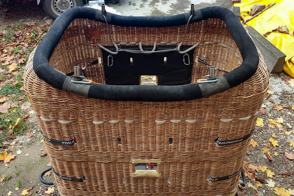 Cameron 105/120 hi-spec basket