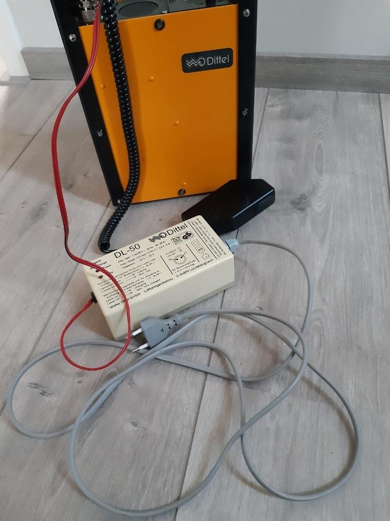 Airplus KRT2 airband transceiver