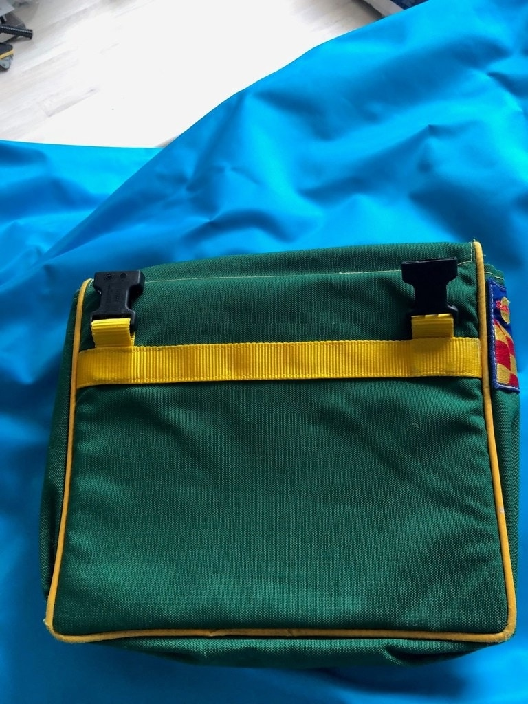 Lindstrand first aid kit bag