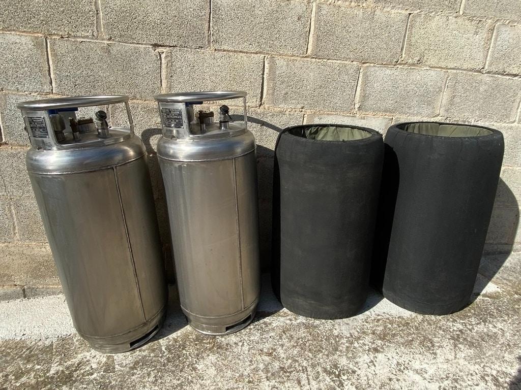 2x Ultramagic M30 cylinder