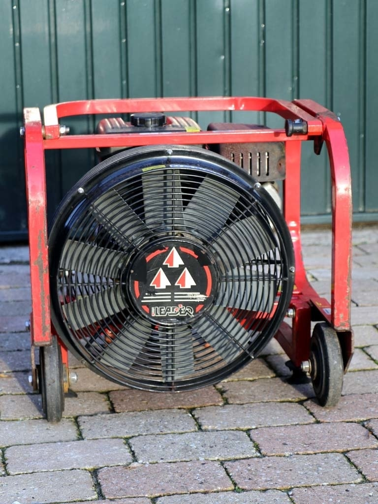 6.0 HP inflation fan