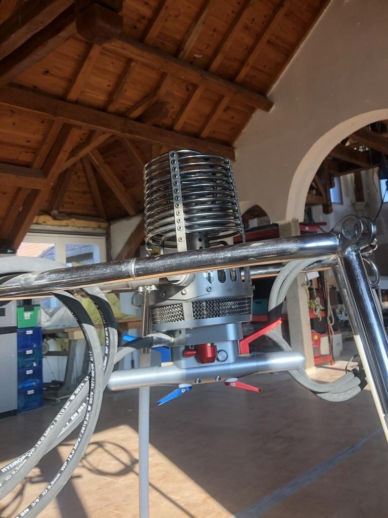 Ultramagic Powerplus Sport single burner