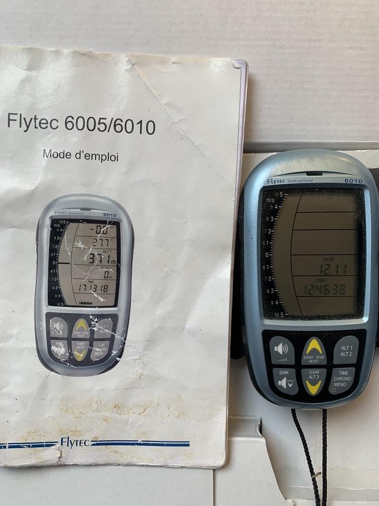 Flytec 6010