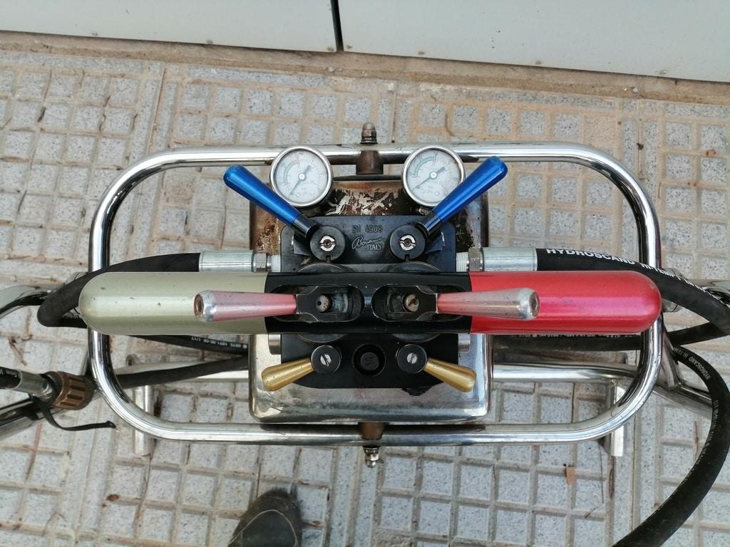 Cameron MK4 Shadow single burner