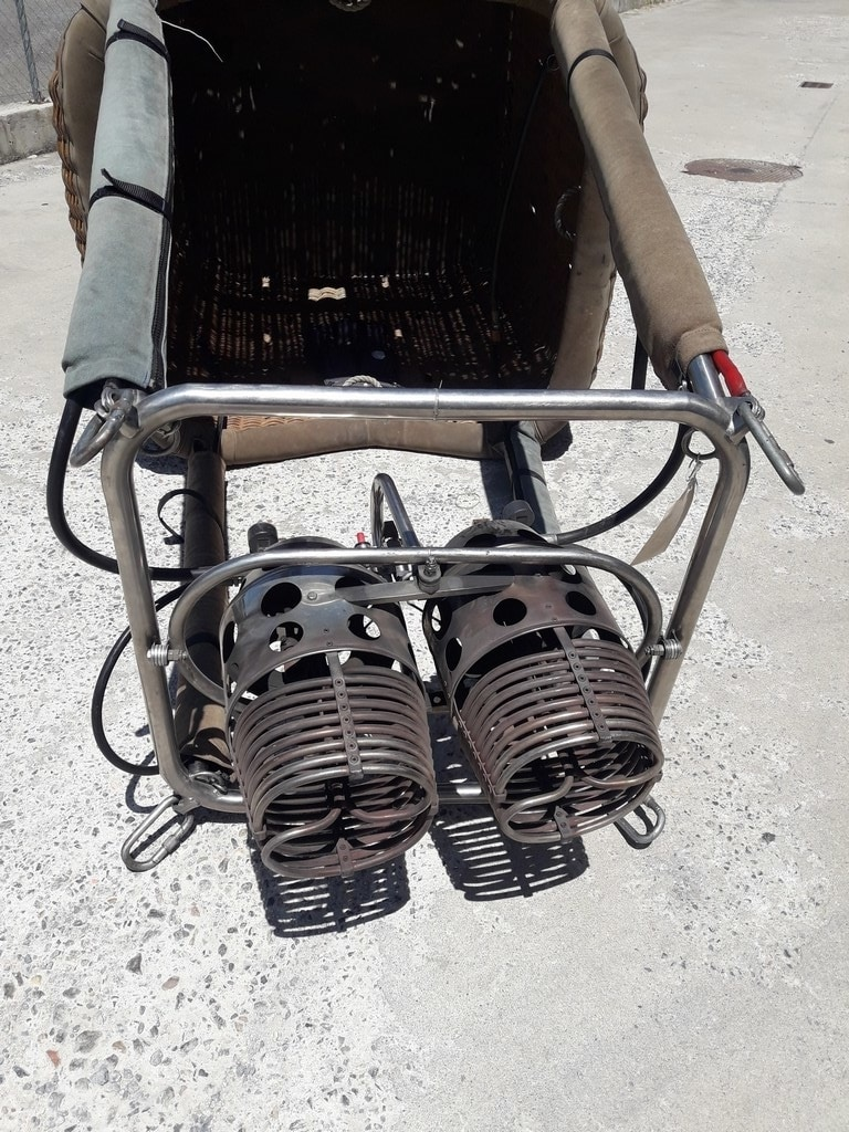 Thunder & Colt MK2 double burner