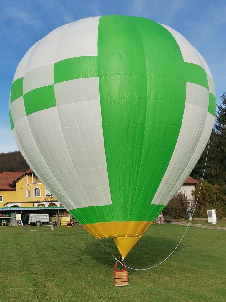 70m3 model balloon envelope