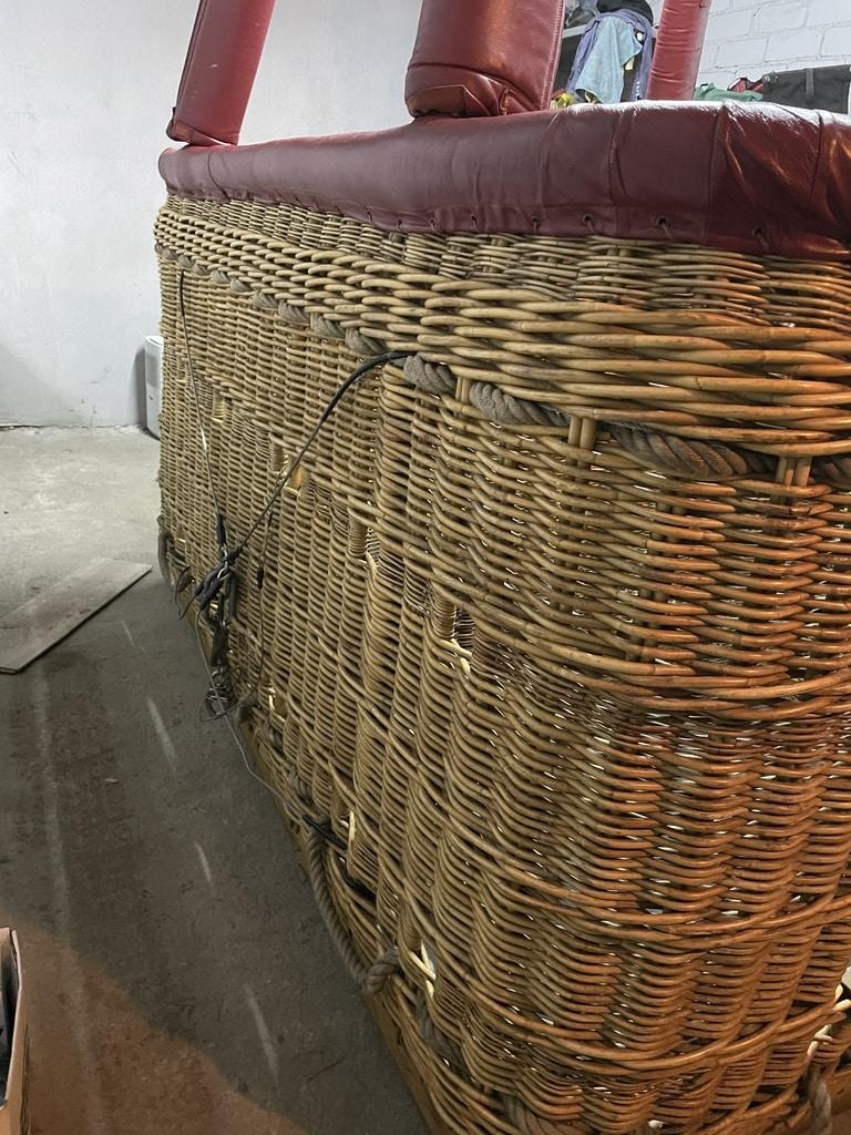 Schroeder VII basket