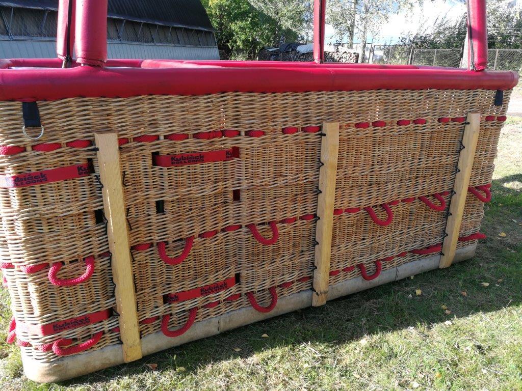 Kubicek K40T basket