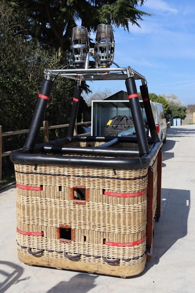 Ultramagic C5 basket