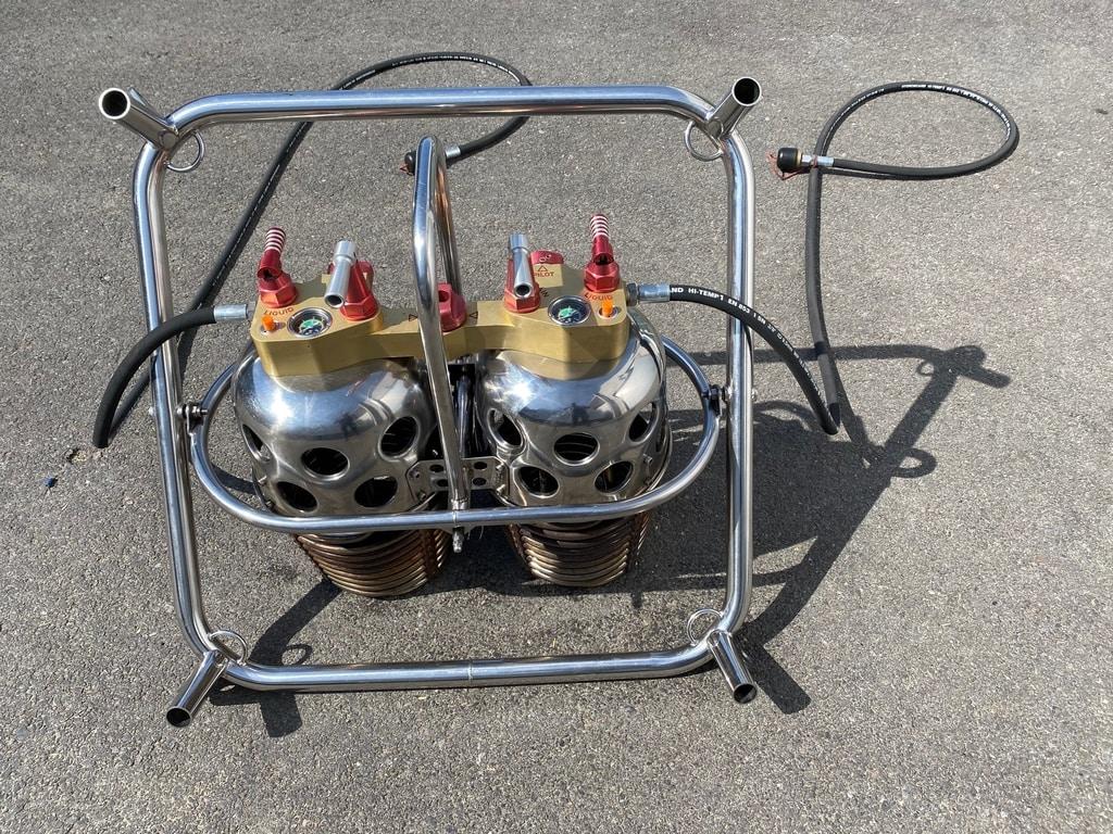 Lindstrand Jetstream double burner