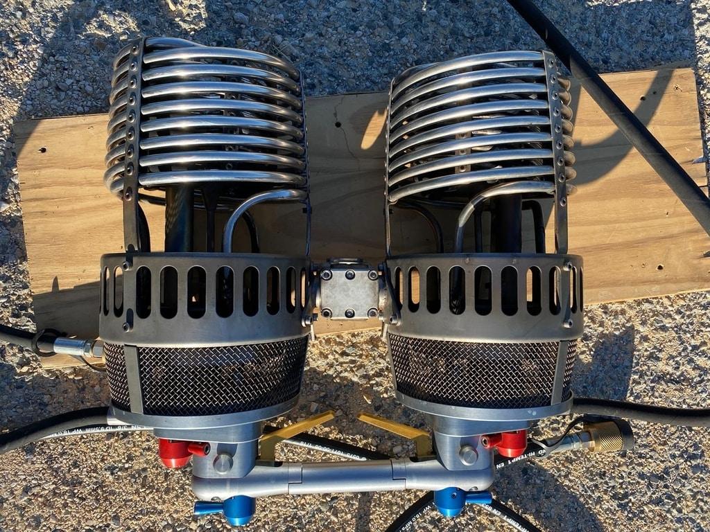 Ultramagic PowerPlus Maxi double burner
