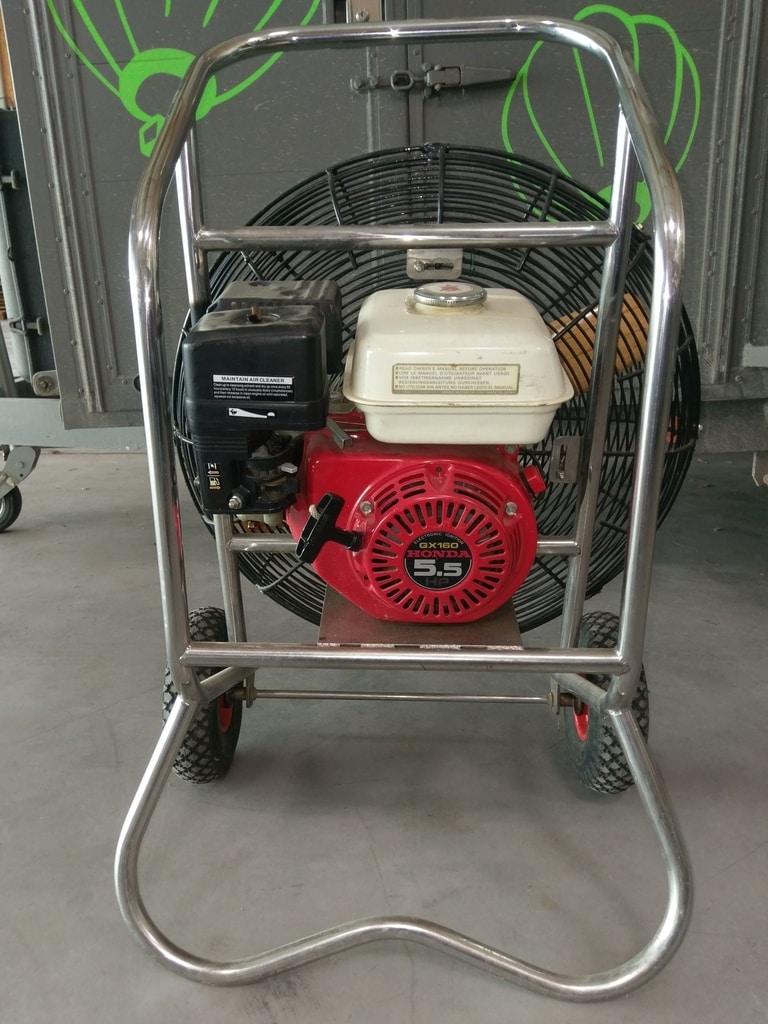 5.5 HP inflation fan
